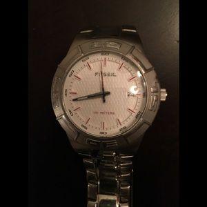 Men's Fossil watch. Model AM 3993.